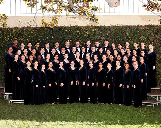 Santa Monica High School Choir to perform in Cirencester