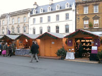 Christmas in Cirencester