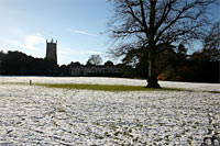 Cirencester In The Snow