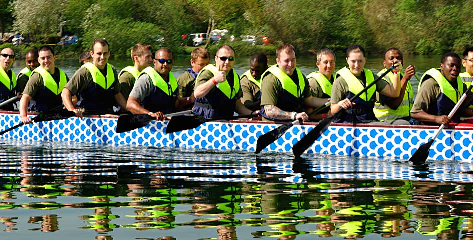 Watersports near Cirencester at Waterland Outdoor Pursuits