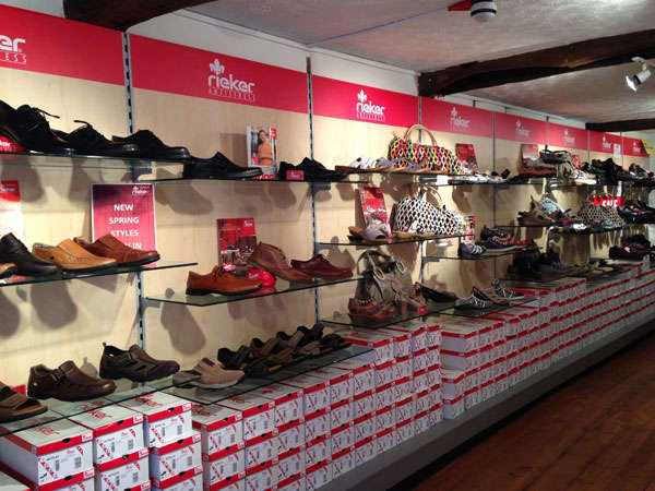 Rieker Shoes, Cirencester